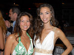 "Lottie Oakley & Olivia Chantecaille at Young Friends of ""SAVE VENICE"" Summer Revelry To Celebrate La Festa Del Redentore"