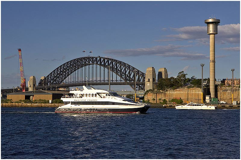Sydney Harbour, Friday June 23rd 2006. <br /> <br /> Millers Point. <br />  <br /> <br /> EXIF DATA <br /> Canon 1D Mk II. EF 24-70mm f/2.8L@57mm 1/320s f/11 ISO 200.
