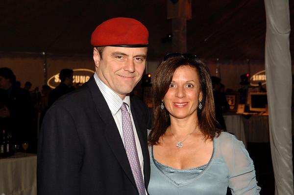 Mr & Mrs Curtis Sliwa (Good Guy)