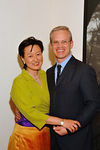 "NEW YORK-JUNE 10: ASIA ON MY MIND: VIP Guests attend""50 for the 50th""--Worldwide Benefit Dinner Series at The Koo Gallery, 126 East 64th Street, New York, NY on Saturday, June 10, 2006 (Photo Credit: Gregory Partanio/ManhattanSociety.com)"