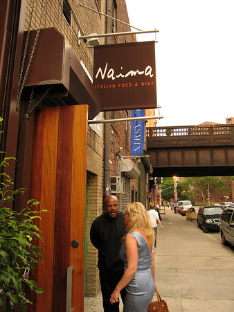 Naima Restaurant, 513 West 27th Street, New York City