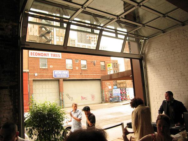 Naima Restaurant, 513 West 27th Street, New York City
