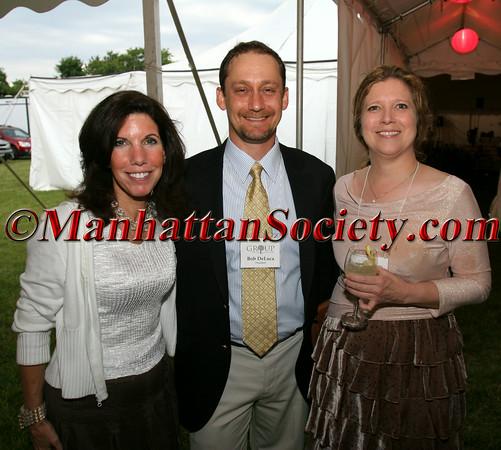 Andrea Spilka, Bob Deluca & Judy Christrup