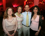 Judy Christrup, Mary Walker, Robert DeLuca & Lisa DeLuca
