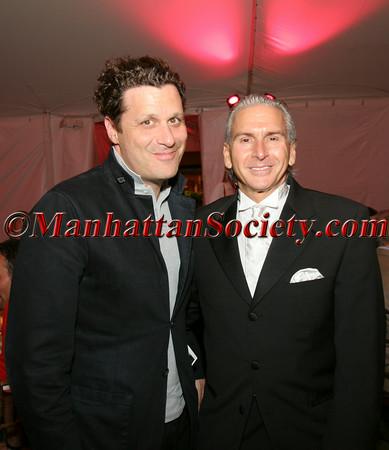 Issac Mizrahi & Bruce Saunders