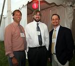 Steve Biasetti, James Ridgway & Bob DeLuca