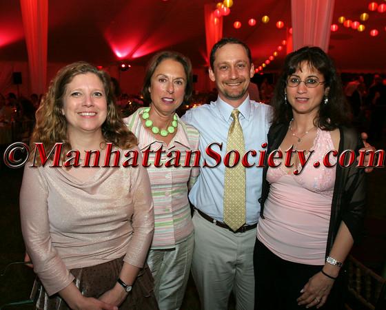 Judy Christrup, Mary Walker, Robert DeLuca & Lisa DeLuca