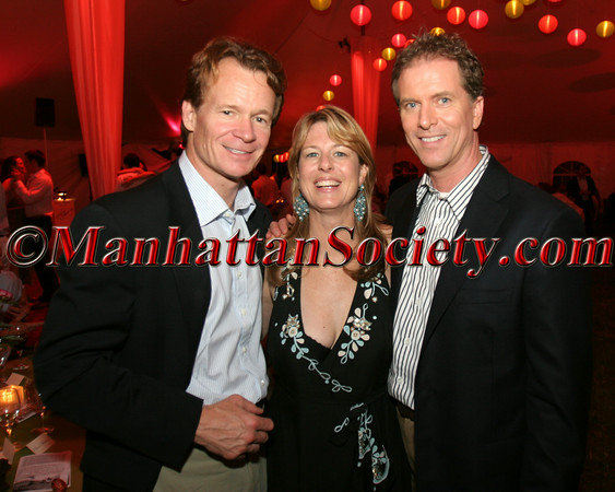 Zack H. Bacon, III, Ann Colley & Jim Watkins
