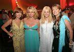 Nicole Miller, Debbie Bancroft, Cynthia Lufkin & Ann Colley