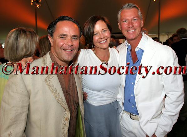 Tony Ingrao, Frances Schultz & Randy Kemper