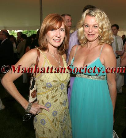 Nicole Miller & Debbie Bancroft