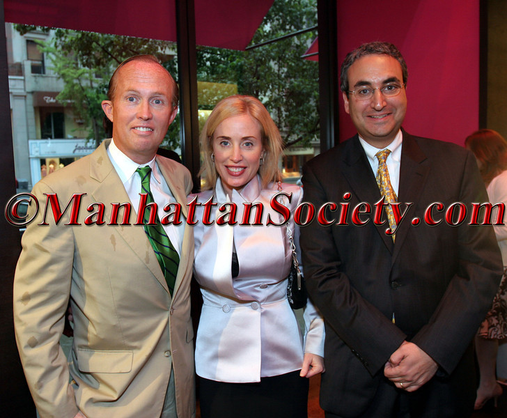 Mark Gilbertson, Amy Hoadley & Warren Scharf