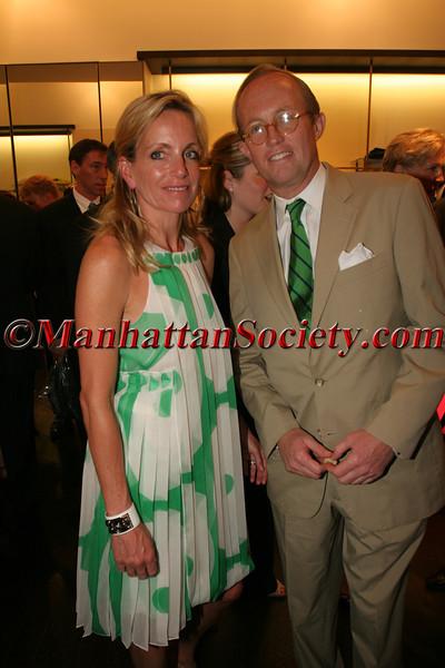 Rachel Hovnanian & Mark Gilbertson