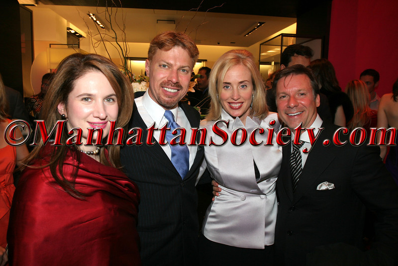 Alison Minton, Michel Witmer, Amy Hoadley & Bobby Gianos