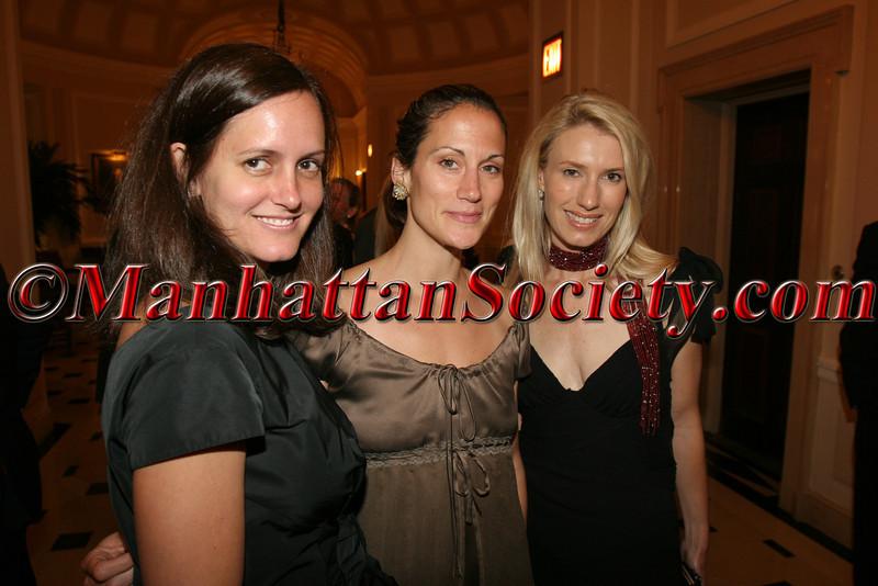 Eva Dillon, Kathy Angele & Claudia Overstrom