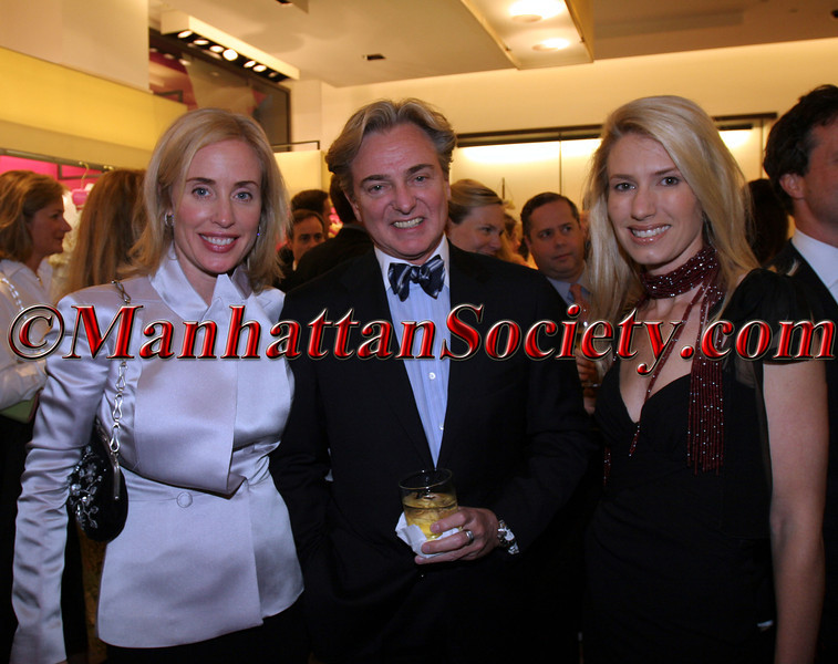Amy Hoadley, Designer Geoffrey Bradfield & Claudia Overstrom