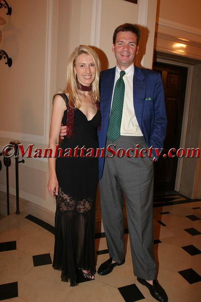 Claudia Taylor Overstrom & Gunnar S. Overstrom, III