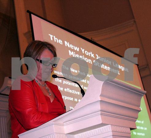 Cynthia Cathcart, outgoing NYJL President
