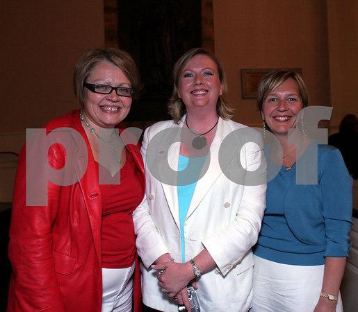 Cynthia Cathcart, Marybeth Tully & Melissa Cannoni