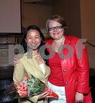 Soo Won Hwang & Cynthia Cathcart