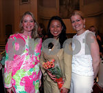 Marion Hedges, Soo Won Hwang & Kristen McGinnis