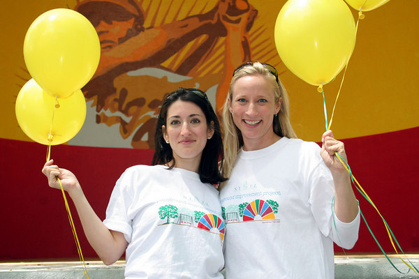 Event Co-Chairs: Amy McCready and Kristina Kloberdanz