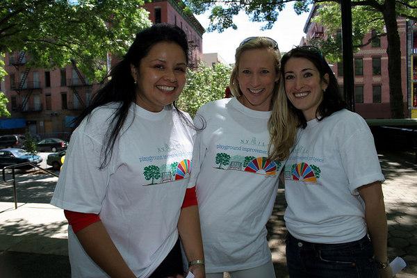 Patricia Miranda, Kristina Kloberdanz and Amy McCready
