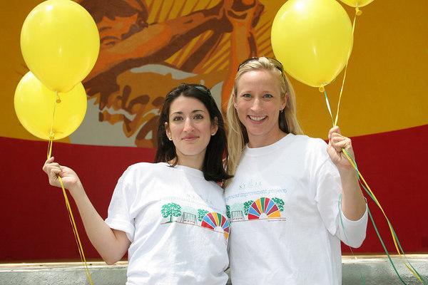 Event Co-Chairs: Amy McCready and Kristina Kloberdanz