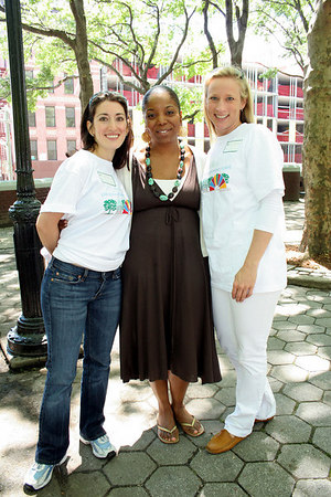 Event Co-Chairs: Amy McCready and Kristina Kloberdanz with Sonya Pankey
