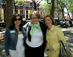 Mari Dubois, Cynthia Cathcart & Jeannie Touveroy