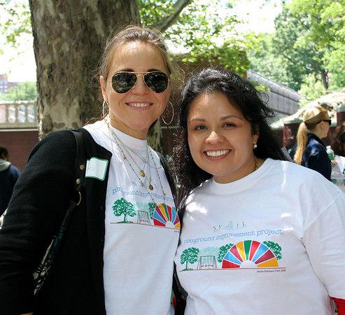 Trecia Laird & Patricia Miranda