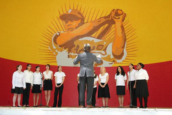the Children's Aid Society Chorus