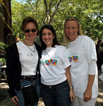 Trisha Duval, Amy McCready and Kristina Kloberdanz