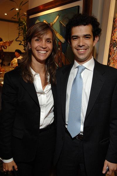 Juanita Madrinan & Nicolas Camacho