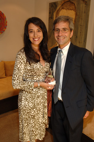 Elvira Bronheim & Jim Simon