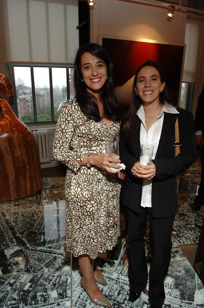 Elvira Bronheim, Cristina Gonzales Bernal-Leon