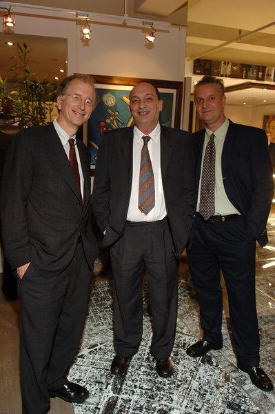Andrerw Sharpless, Gerald Molles, Bjorn Sandin