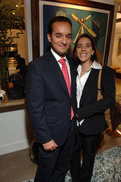 Alberto Gonzales Bernal-Leon, Cristina Gonzales Bernal-Leon