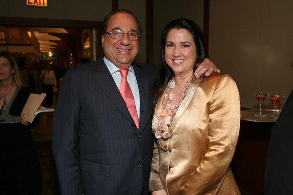 Tracy & Stanley Shopkorn, Zero Tolerance honorees