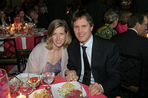 Board member Karenna Gore Schiff & Dr. Andrew Schiff