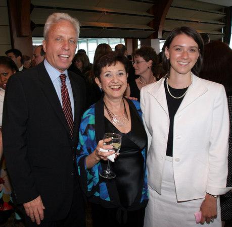 Mark Green, Laurel Eisner & Jessica Lappin