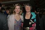 Board member Karenna Gore Schiff & Deputy Director Hilary Maddux.