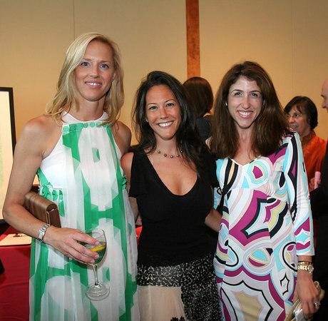 Courtney Wilson Monahan, Lisa ? & Jennifer Friedland