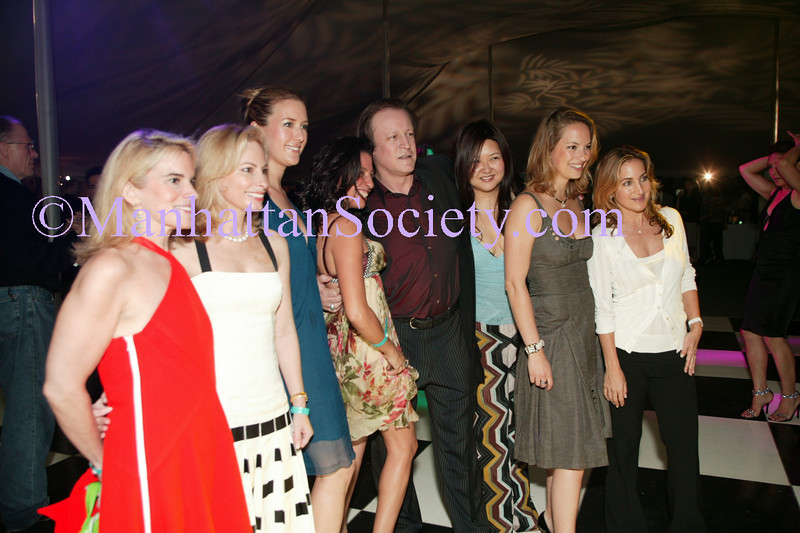 NEW YORK-JUNE 7 Taste of Summer to Benefit Central Park Conservancy on Wednesday, June 7, 2006 at The Naumburg Bandshell, Central Park, New York City, NY (PHOTO CREDIT:  ©Manhattan Society.com 2007 Karen Zieff)