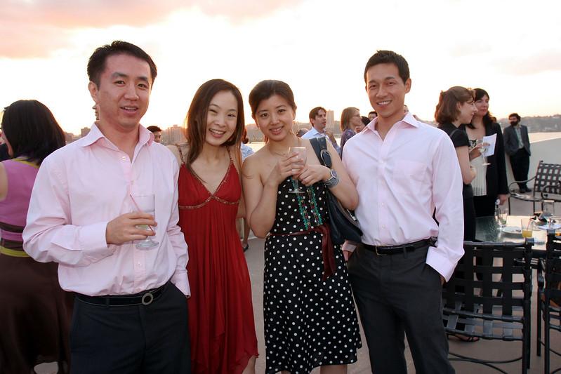 Dazhi Chen, Eugenia Choi, Vivianne Tsao, Tony Lai