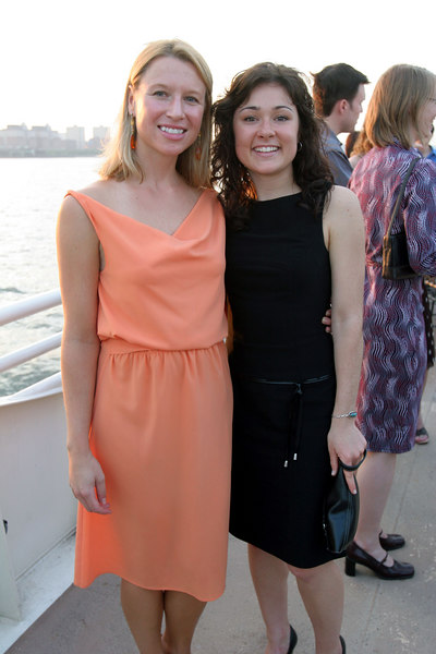 Holly Magliano and Kate Burke