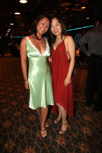 Jin Jin Huang & Eugenia Choi