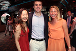 Eugenia Choi, Dave Nicola & Holly Magliano