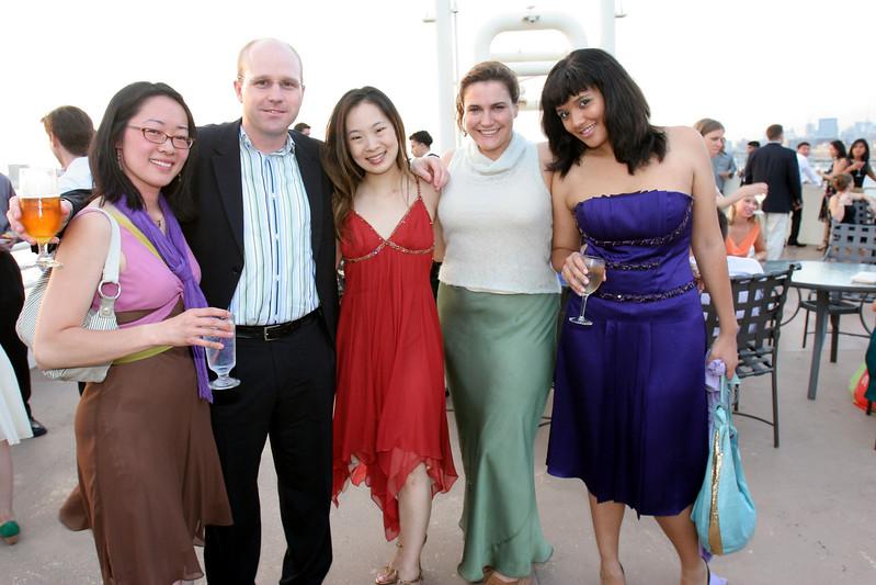 Serena Chen, Mark Crofton, EUgenia Choi, Kate Shanaphy, Vanessa Bronfman