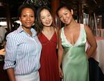 Ginell Santos, Eugenia Choi & Jin Jin Huang